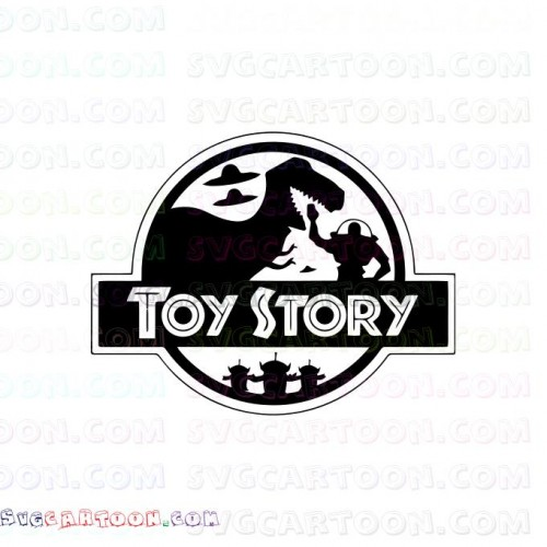 Disney Toy Story logo svg dxf eps pdf png