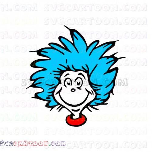 dr seuss face smiley svg dxf eps pdf png  svg cartoons vector