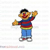 Elmo Birthday Boy Sesame Street Svg Dxf Eps Pdf Png
