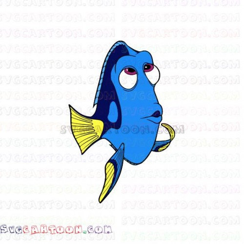 finding dory svg dxf eps pdf png finding dory svg dxf eps pdf png