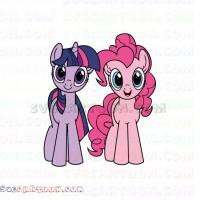 Twilight Sparkle My Little Pony Svg Dxf Eps Pdf Png