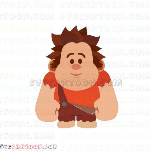 Wreckit Baby Wreck It Ralph Svg Dxf Eps Pdf Png